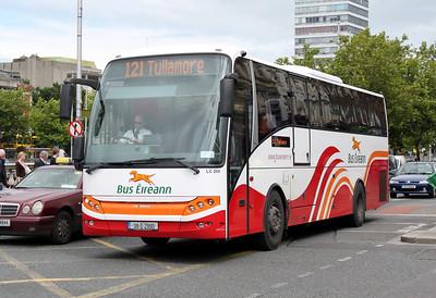 Bus Eireann LC204 OConnell St Dublin Jul 10