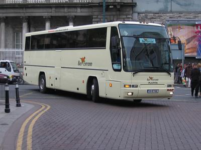 Bus Eireann Hire OOKE7086 Busaras Dublin Jun 05