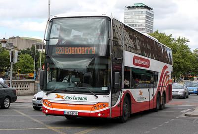 Bus Eireann LD208 OConnell Bridge Dublin Jul 10