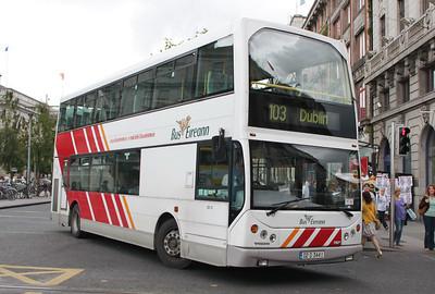 Bus Eireann DD12 OConnell St Dublin Jul 10