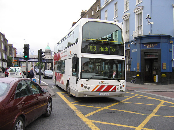 Bus Eireann Buses and Coaches in the Digital Age 2002 and onwards