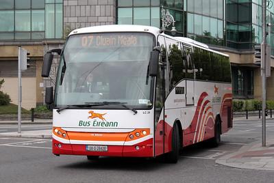 Bus Eireann LC24 Amiens St Dublin Jul 10