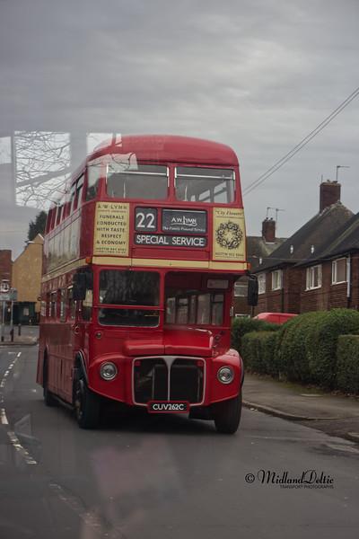 Lymm CUV262C, Gordon Road Nottingham, 08-01-2020