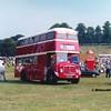 Devon General 524, Wollaton Park Nottingham