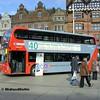 NCT 606, Old Market Square Nottingham, 22-02-2014
