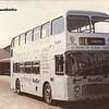 Roadcar 1970, Skegness Bus Station, 14-04-1990