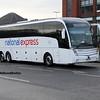 Skills Nottingham BX16CHD, Derby Bus Station, 07-01-2017