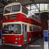 Belfast Corporation 2857, Ulster Transport Museum Cultra, 09-07-2019