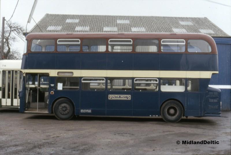 South Notts ??, Gotham Depot, 30-03-1991