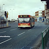 Barton Buses 910, Loughborough Rd West Bridgford, 1999