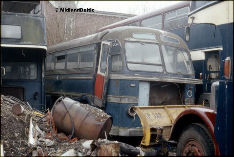 South Notts 42, Gotham Depot, 30-03-1991