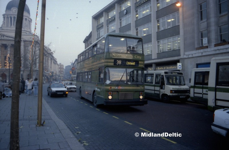 NCT 386, South Parade Nottingham, 12-1989