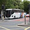 Tranzcare Travel TR61GAR, Donegall Square East Belfast, 08-07-2019
