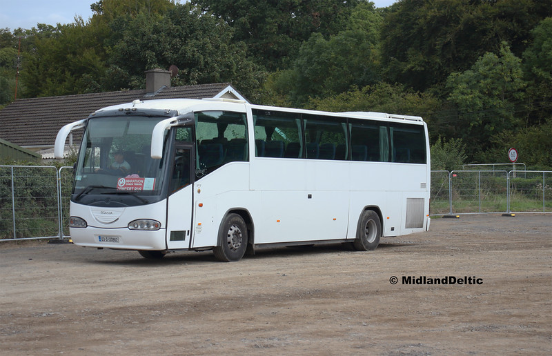 McWeeeney 03-D-120862, Electric Picnic Bus Park Stradbally, 31-08-2018