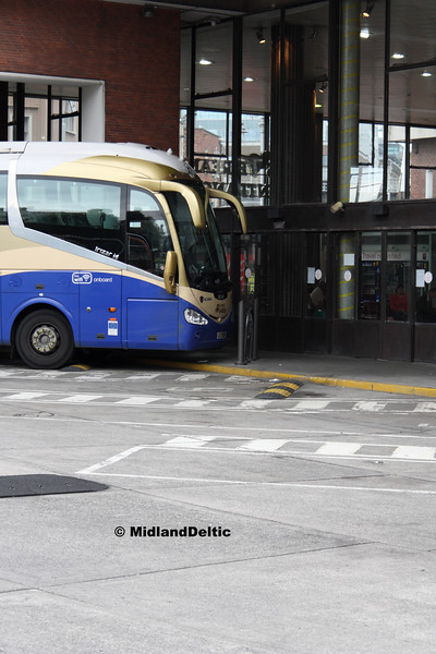 Ulsterbus 2055, Busáras Dublin, 23--07-2016