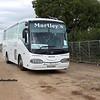 Martley's 03-LS-6145, Electric Picnic Bus Park Stradbally, 31-08-2018