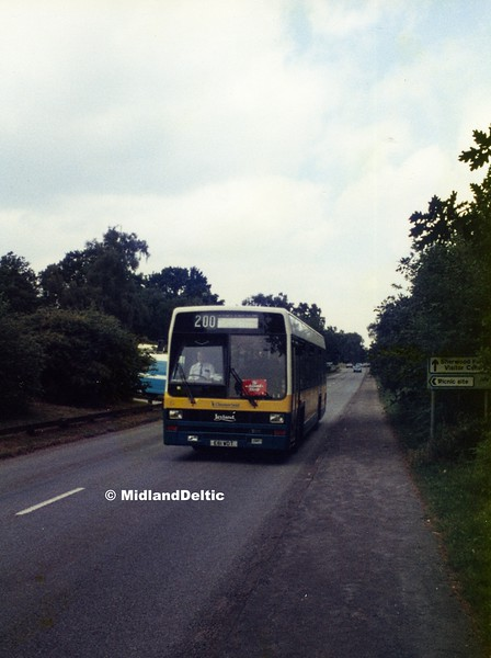Chesterfield Transport 61, Edwinstowe