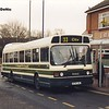 NCT 716, Bulwell Bus Station, 27-11-1999