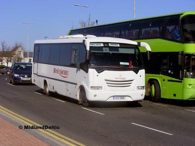 M&A Coaches 07-C-5506, James Fintan Lawlor Ave Portlaoise,  21-04-2015