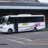 Barrys Coaches 07-C-3545, Cork Railway Station, 01-08-2014
