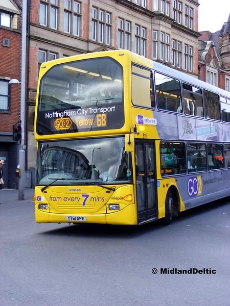 NCT 911, Upper Parliament St Nottingham, 22-02-2014