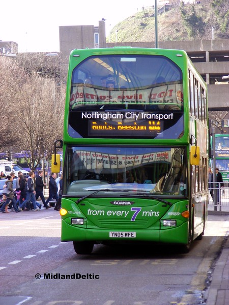 NCT 676, Collin St Nottingham, 22-02-2014