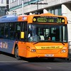 NCT 504, Maid Marian Way Nottingham, 22-02-2014