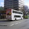 NCT 688, Maid Marian Way Nottingham, 22-02-2014