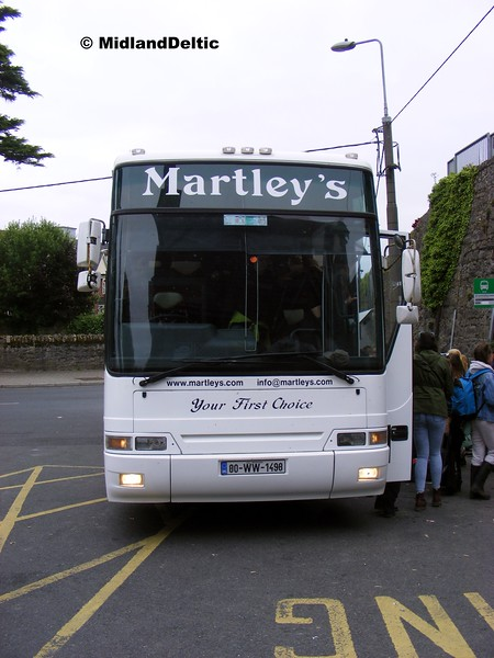 Martley's 00-WW-1498, Portlaoise Station, 07-09-2015