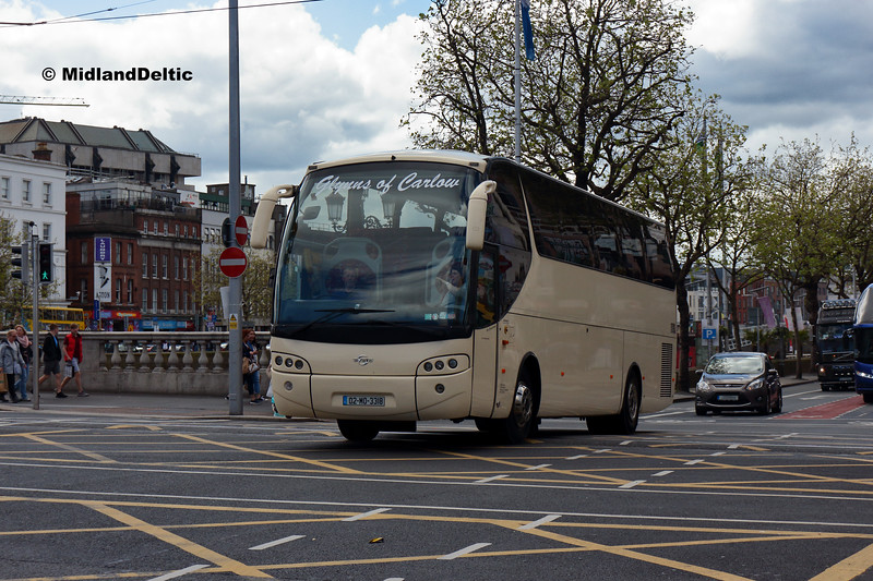 Glynns 02-MO-3310, Batchelors Walk Dublin, 13-05-2018