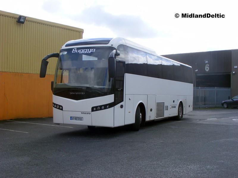 Buggys 07-KK-5703, Telfords Car Park Portlaoise, 06-10-2014