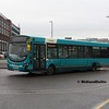 Arriva Midlands 3744, Derby Bus Station, 07-01-2017