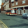 Barton Buses 304, Radcliffe Road West Bridgford, 1999