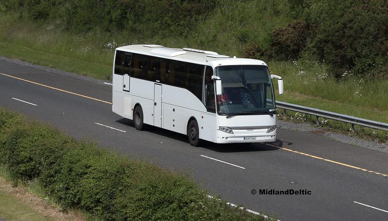 05-KY-3933, M7 Portlaoise, 04-06-2018