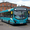Arriva Midlands 3773, Derby railway Station, 18-08-2018