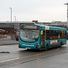 Arriva Midlands 3746, Derby Bus Station, 07-01-2017
