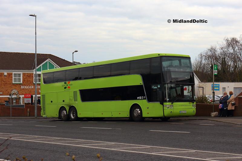 Dublin Coach 09-KE-17774, James Fintan Lawlor Ave Portlaoise, 31-03-2018