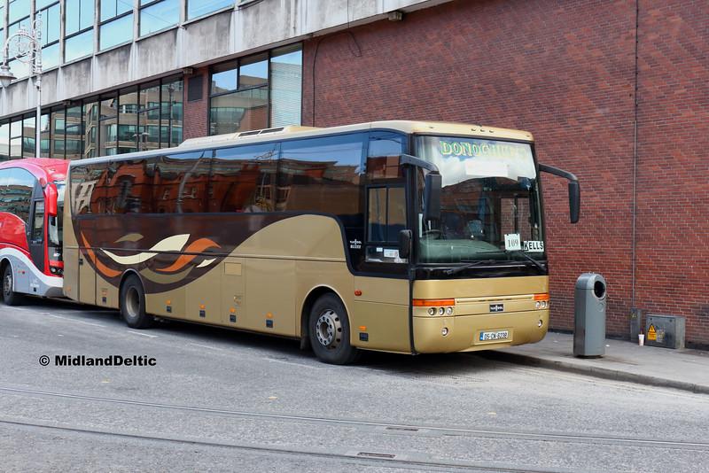 Donoghue 05-CN-6236, Store St Dublin, 13-05-2018