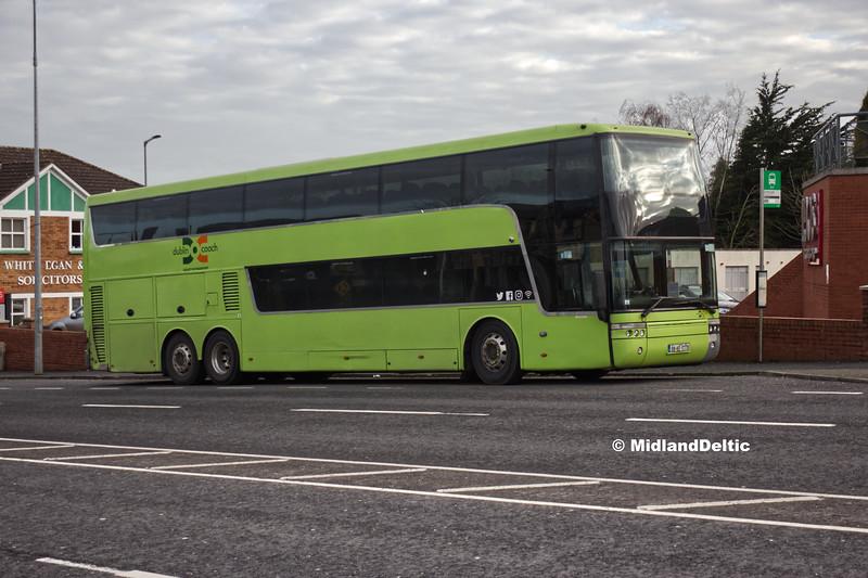 Dublin Coach 09-KE-17770, James Fintan Lawlor Ave Portlaoise, 13-12-2019