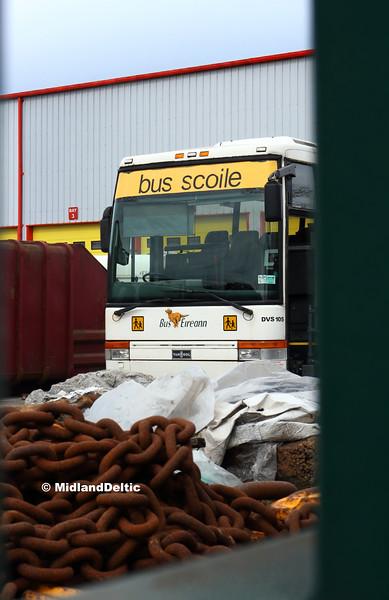 Bus Éireann DVS105, Corcorans Portlaoise, 05-04-2018