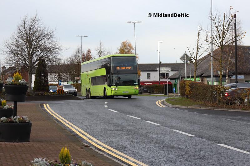 Dublin Coach 09-KE-17782, James Fintan Lawlor Ave Portlaoise, 13-11-2018
