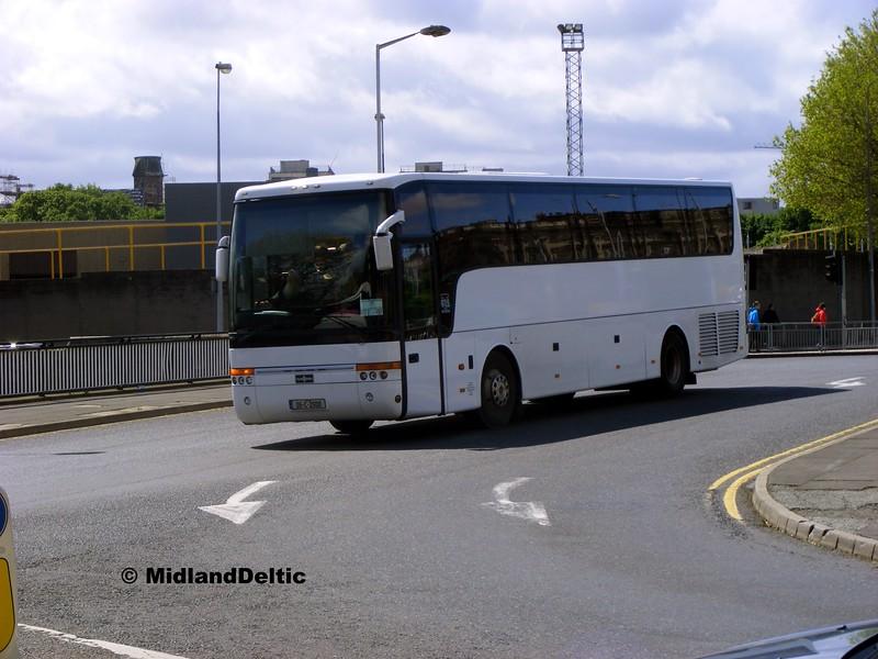 Tom Cross 05-C-2500, Heuston Bridge Dublin, 06-06-2015