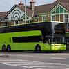 Dublin Coach 12-KE-6402, James Fintan Lawlor Ave Portlaoise, 12-09-2020