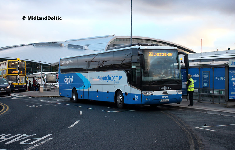 Callinan 161-G-5131, Dublin Airport Bus Station, 18-01-2019