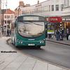 TrentBarton 620, Beastmarket Hill Nottingham, 16-01-2016