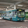 TrentBarton 620, Broad Marsh Bus Station Nottingham, 16-01-2016