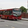 TrentBarton 682, Carrington St Nottingham, 25-07-2017
