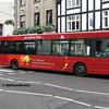 TrentBarton 677, Upper Parliament St Nottingham, 25-07-2017