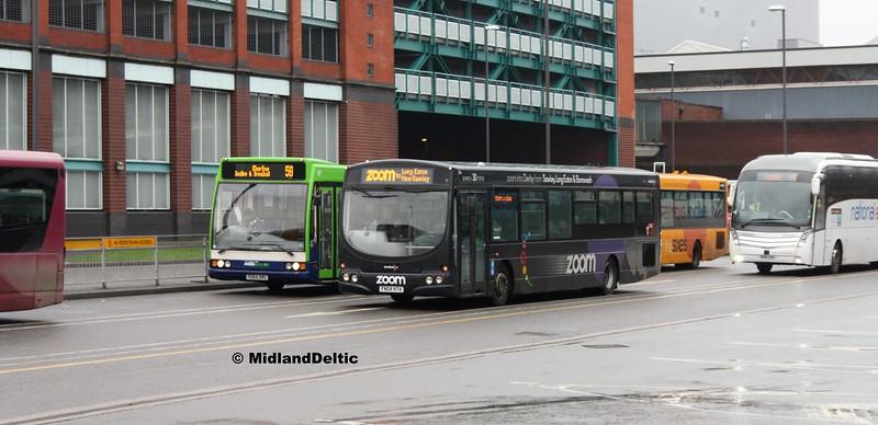 TrentBarton 654, Derby Bus Station, 07-01-2017