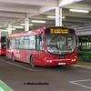 TrentBarton 680, Broad Marsh Bus Station, Nottingham, 22-02-2014